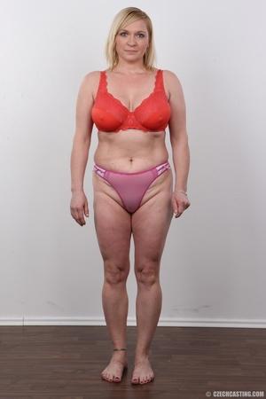 A blonde milf with nice tits utilizes her assets in naughty ways - XXXonXXX - Pic 7