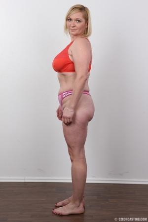 A blonde milf with nice tits utilizes her assets in naughty ways - XXXonXXX - Pic 8