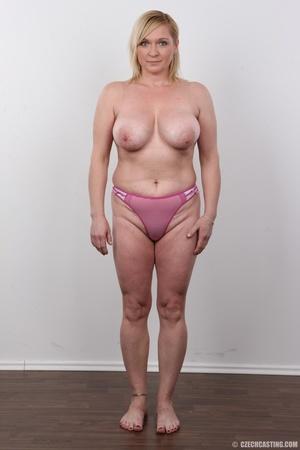 A blonde milf with nice tits utilizes her assets in naughty ways - XXXonXXX - Pic 9