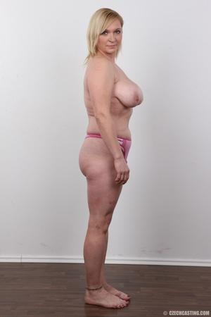 A blonde milf with nice tits utilizes her assets in naughty ways - XXXonXXX - Pic 10