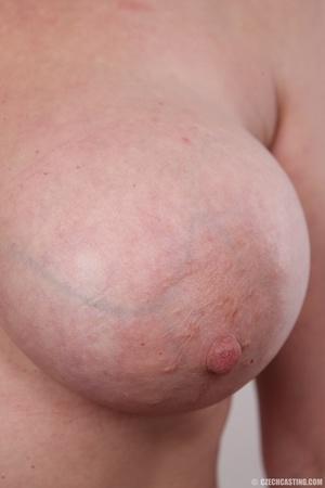 A blonde milf with nice tits utilizes her assets in naughty ways - XXXonXXX - Pic 13