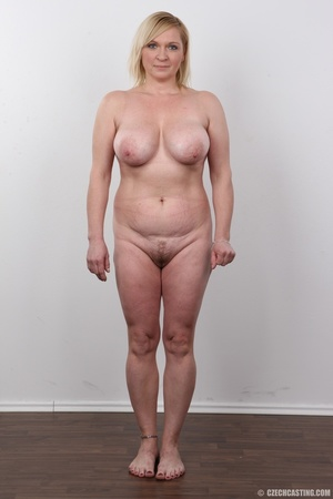 A blonde milf with nice tits utilizes her assets in naughty ways - XXXonXXX - Pic 14
