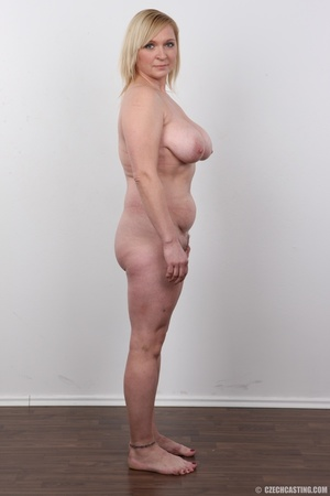 A blonde milf with nice tits utilizes her assets in naughty ways - XXXonXXX - Pic 15