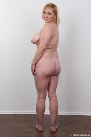 A blonde milf with nice tits utilizes her assets in naughty ways - XXXonXXX - Pic 17