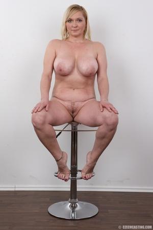 A blonde milf with nice tits utilizes her assets in naughty ways - XXXonXXX - Pic 19