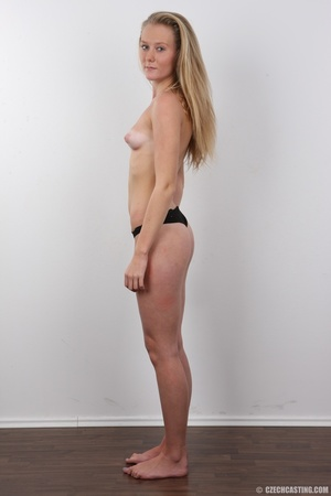 This blonde, with small eyes, and small tits, is an amazing fuck - XXXonXXX - Pic 10