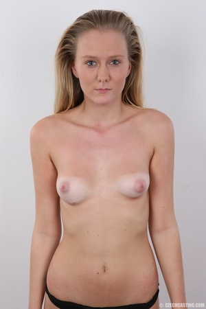 This blonde, with small eyes, and small tits, is an amazing fuck - XXXonXXX - Pic 11