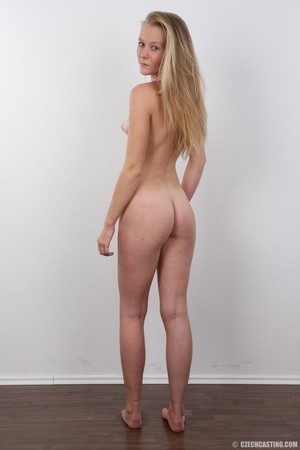This blonde, with small eyes, and small tits, is an amazing fuck - XXXonXXX - Pic 17