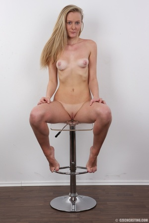 This blonde, with small eyes, and small tits, is an amazing fuck - XXXonXXX - Pic 19