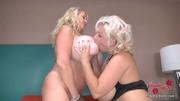 lesbian sex scene with