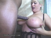 interracial sex scene with
