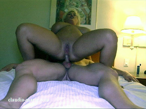 Blonde doesn't take off her white high heels during sex - XXXonXXX - Pic 8