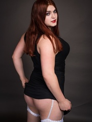 Thick brunette and redhead sluts strips to show - XXXonXXX - Pic 4