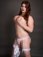 Thick brunette and redhead sluts strips to show - XXXonXXX - Pic 7