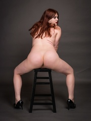 Thick brunette and redhead sluts strips to show - XXXonXXX - Pic 8