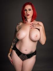 Thick brunette and redhead sluts strips to show - XXXonXXX - Pic 12