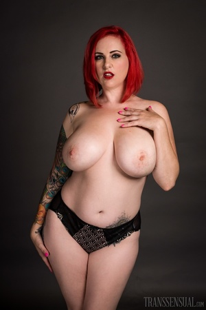 Thick brunette and redhead sluts strips to show their big tits - XXXonXXX - Pic 12