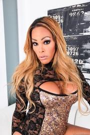 ebony slut bodysuit busts