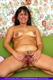 hot granny pose naked