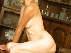 Naked granny displays her banging body with lusty - XXXonXXX - Pic 7