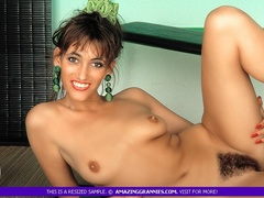 Alluring MILF teases with her luscious tits and - XXXonXXX - Pic 8