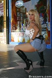 blue-eyed blonde big tits