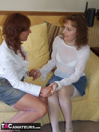 lesbian brunettes white massive