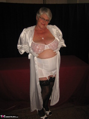 nasty granny with massive