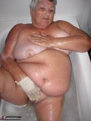knockout elderly blonde bright