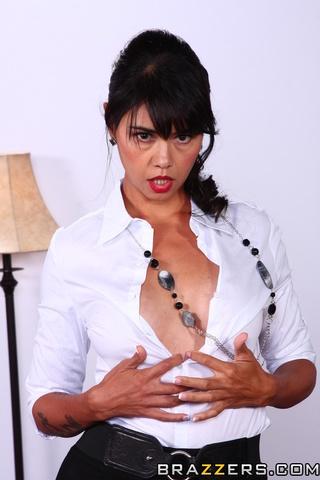 tight black skirt asian