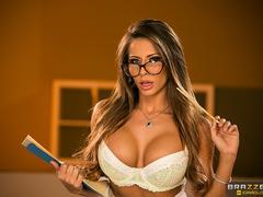 Glamorous secretary in glasses fucked by her boss - XXXonXXX - Pic 3