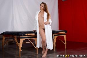 Horny brunette babes - XXXonXXX - Pic 1