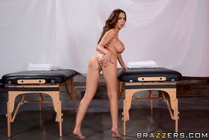 Horny brunette babes - XXXonXXX - Pic 5