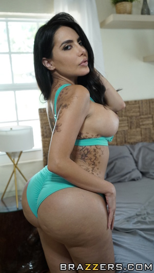 Hot latina star with big tits pounded by a fat cock - XXXonXXX - Pic 10