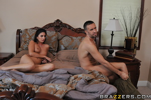 Cockhungry brunette craves for to get fucked again after a one night stand. - XXXonXXX - Pic 7