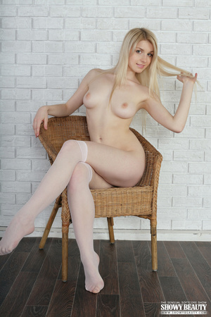 Join Hot nude blondes white stockings situation familiar