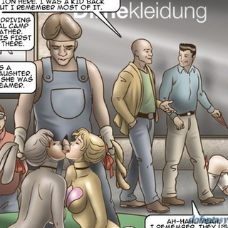 Furry-like gang-rape with jacked-up - BDSM Art Collection - Pic 3