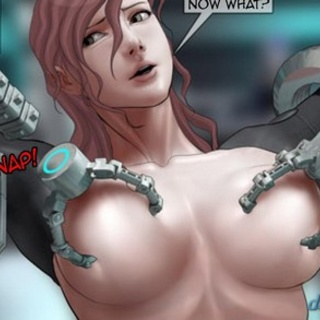 Tendered flesh of this girl's tits gets - BDSM Art Collection - Pic 3