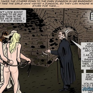 The slave girl team moved into the - BDSM Art Collection - Pic 2