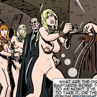 The slave girl team moved into the - BDSM Art Collection - Pic 4