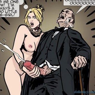 Slave girls, sheriff and a judge - BDSM Art Collection - Pic 3
