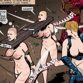 Slave girl bald Slave Girl