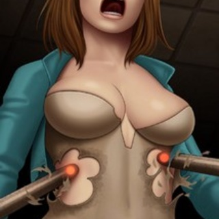 Short-haired blonde gets quickly - BDSM Art Collection - Pic 2