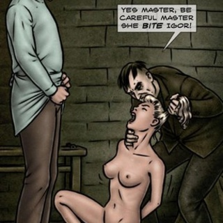 Naked and crying blonde getting - BDSM Art Collection - Pic 3