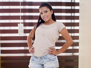 latin teen with black