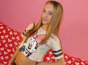 teen like snapshot with