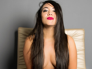 latin girl brown hair