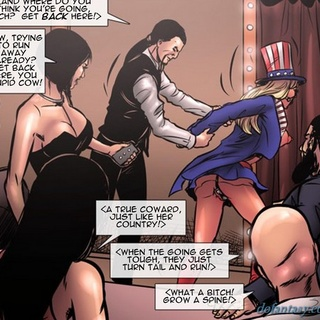 Dolled-up slave blonde gets tortured in - BDSM Art Collection - Pic 4