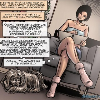 Plot-heavy and sort of racist panels - BDSM Art Collection - Pic 2