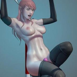 Brutal torture for busty slave girl - BDSM Art Collection - Pic 4